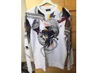 Zara Exclusive print jumper Size L