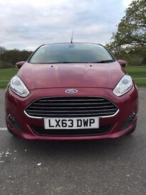 Mint Condition Ford Fiesta for sale, Lady driven from new!
