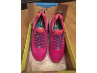 Ladies Hoka Clifton 4 trainers size 8