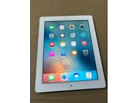 Apple IPad 3- third generation- 32 GB- Wi-Fi Only (Unlocked) in great condition, perfect working