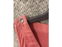 Womens Ted Baker Pink Dress Size 3 (12)