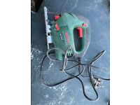 Bosch PST 700 E 240v Compact Jigsaw 500w Low Vibration with Carry Case