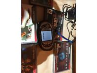 Retro Nokia N gage comes with games and charger