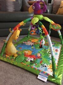Fisher-Price Rainforest Playmat