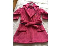 M&S Peppa Pig Dressing Gown 4-5yrs