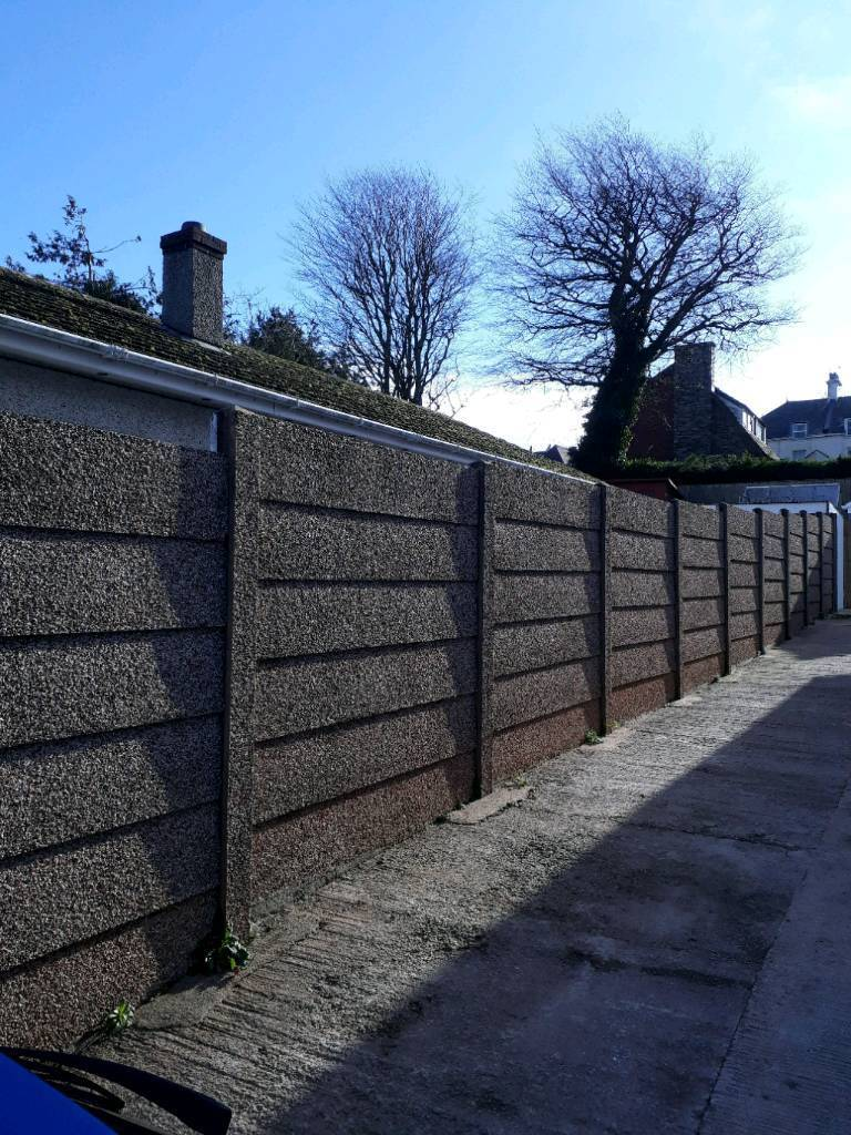 Concrete Fence Panels In Plymouth Devon Gumtree