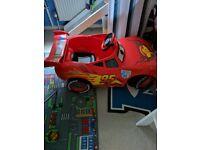 Lighting McQueen electric car