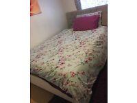 FREE Divan Double Bed + Mattress Free