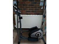 cross trainer/crosstrainer/bike/excersize machine