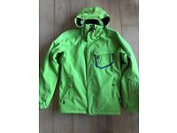 Salomon Ski Jacket Size S/M (2 weeks use only, immaculate condition)