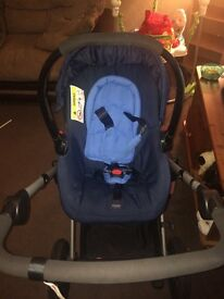 Your Baby 3 in 1 travel system