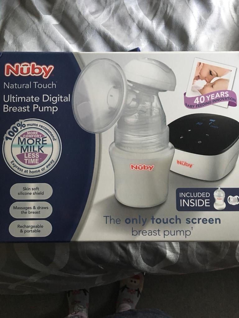 Nuby Digital Breastpump