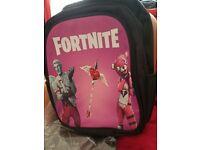 Kids fortnite school/sports bag.
