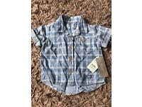 Various new baby clothing