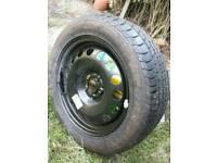 205/55 R16 wheel +tyre brand new