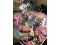 Wholesale job lot HUF Plantlife Socks