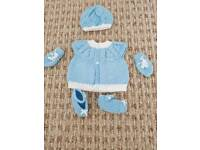 A piece baby outfit