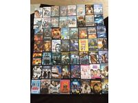 LARGE DVD COLLECTION 56 DVS HARRY POTTER FAMILY EVENINGS