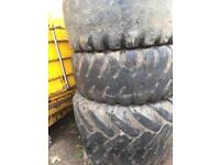 Tellyhandler tyres, suitable for fitness