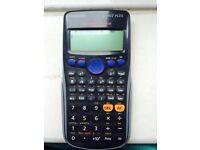 Casio Calculator FX 83GT Plus