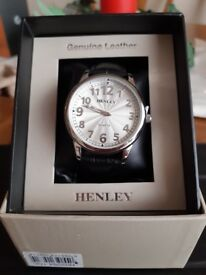 "Gents Watch "" HENLEY "" NEW"