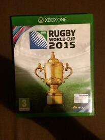 RUGBY WORLD CUP 2015 FOR XBOX ONE