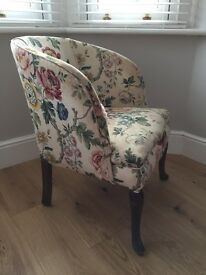 Period Tub Chair For Sale