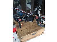 12.5 oset electric bike