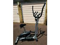 V-Fit 2-in-1 Magnetic Cycle and Elliptical Trainer