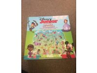Disney Junior Snakes & Ladders Game Ages 3+