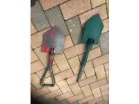 Shovel,army,diy,foldable, shovels,garden,