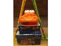 Various children's games superb condition Gator Golf Topsy Turtle Tumbling Chimps Jolly Octopus