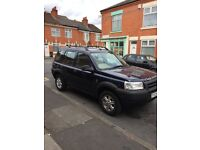 Land Rover very good condition