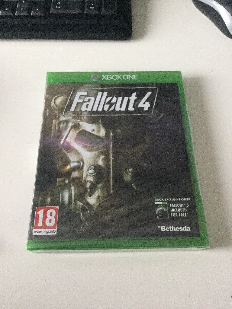 Fallout 4 Xbox one *new*