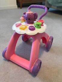 Fisher Price tea time walker