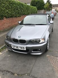 Powerful 2006 BMW M3 Convertible with new SMG Pump and Actuator and Remap and Rev Matching