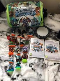 Skylanders bundle (open to offers)