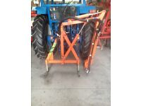 Tractor Mounted Hedge Cutter