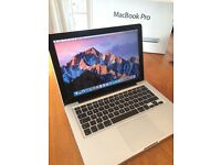 Apple MacBook Pro (13-inch, Early 2011)
