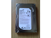 "500GB SEAGATE PIPELINE HD 2 SATA 3.5"" ST3500312CS HARD DRIVE Sectors /Clusters Checked."