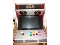 Bartop Arcade - nes snes sega megadrive