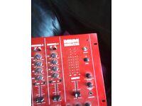 Come mobile pro professional DJ mixer