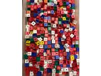 Retail size cubes for clothes £1 for 100