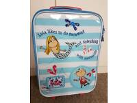 Charlie and Lola children's suitcase/ baggage