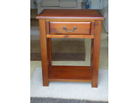 Winchester Acacia Telephone Table