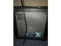 Guitar amp Roland cube 15x