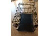 Puppy Dog Training Crate Pen Cage (Will delete ad when sold)