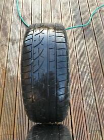 Winter Tyres , 4 x hankook icept evo 235 55 R17