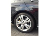 MERCEDES BENZ C250 AMG ALLOYS
