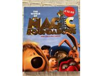Magic Roundabout Hb Book. New